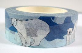 Washi Tape - Polar Bears