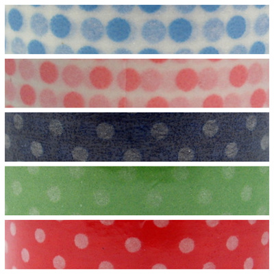 Washi Tape - Polka Dots