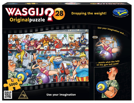 Wasjig Puzzles