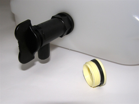 Water Canister Bung-Tap