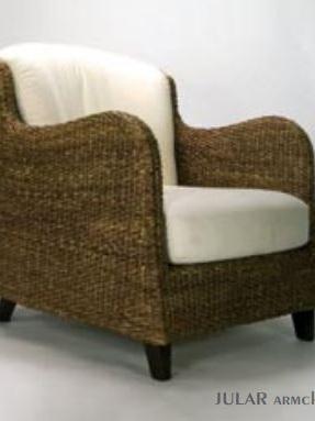 Water Hyacinth Jular Arm Chair