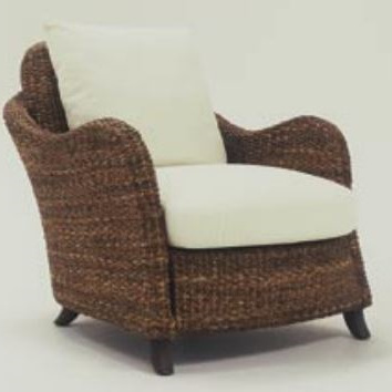 Water Hyacinth Double Mould Arm Chair