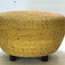 Water Hyacinth Druma Side Table