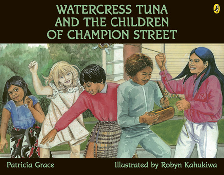 Watercress Tuna & the Children of Champion Street (PRE-ORDER ONLY)