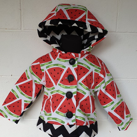 Watermelon Jacket Size 1