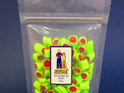 watermelon melon rock candy bag