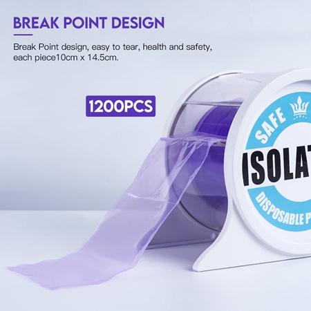 Waterproof Barrier Roll Disposable Film