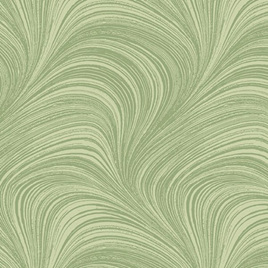 Wave Texture Green