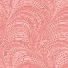 Wave Texture Red