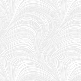 Wave Texture White