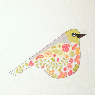 Waxeye pre-printed embroidery panel