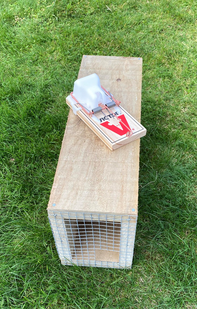 WCPC Modified Victor Trap Package