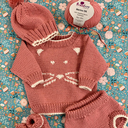 We are loving this gorgeous wee set