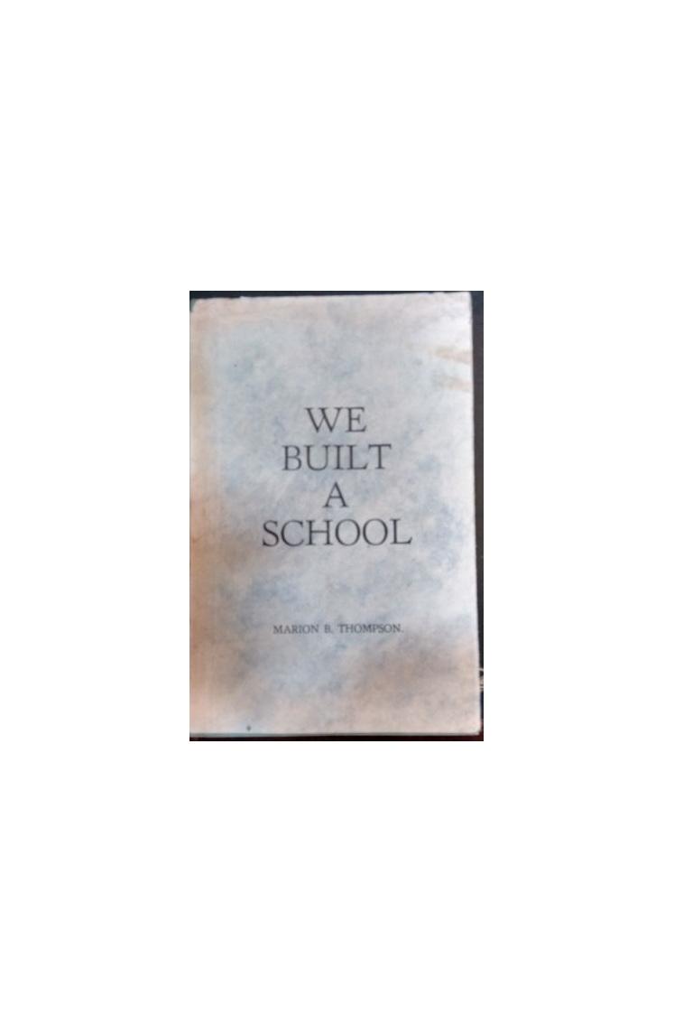 We Built A School
