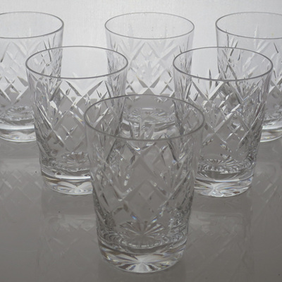 Webb and Corbett glasses