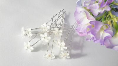 Wedding Flower Pins