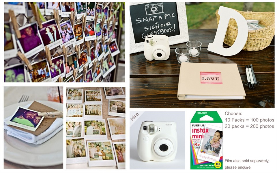 Best 25 Polaroid Wedding Ideas On Pinterest