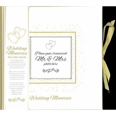 Wedding memories album