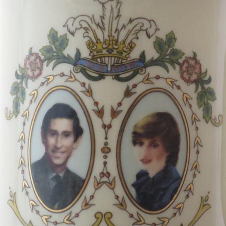 Wedding Mug 1981