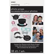 Wedding Photo Props x 10