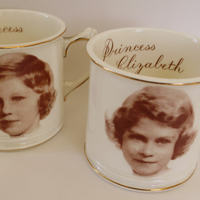 Princess Elizabeth & Princess Margaret 1939