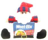 Weetbix  Santa Tree Decoration