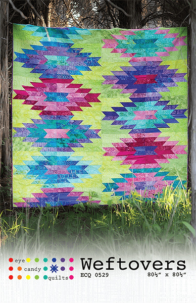 Weftovers Quilt Pattern