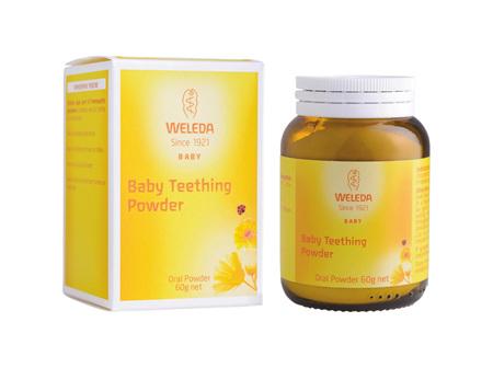 WEL Baby Teething Powder 60g