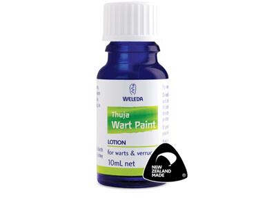 WEL Thuja Wart Paint 10ml