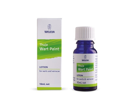 WEL Thuja Wart Paint 10ml