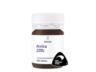 WELEDA ARNICA 200C 100T