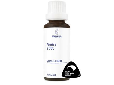 WELEDA ARNICA LIQUID 200C 30ML