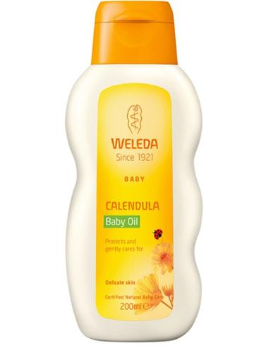 Weleda Baby Calendula Baby Oil 200ml