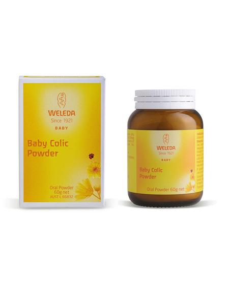 WELEDA BABY COLIC POWDER 60G