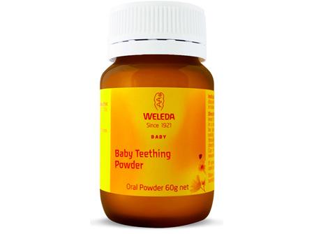 WELEDA BABY TEETHING PWD 60G