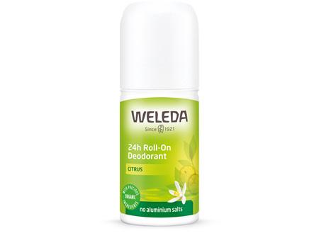 WELEDA Citrus Deodorant 24h Roll-on 50ml