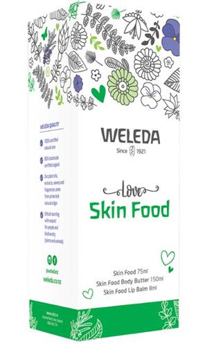 WELEDA Love Skin Food