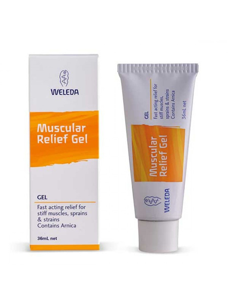 Weleda Muscular Relief Gel 36ml