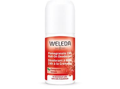 WELEDA Pomegranate Deodorant 24h Roll-on 50ml