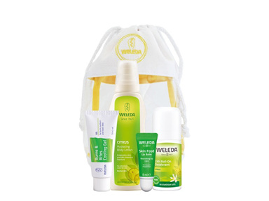 WELEDA Summer Essentials Pack