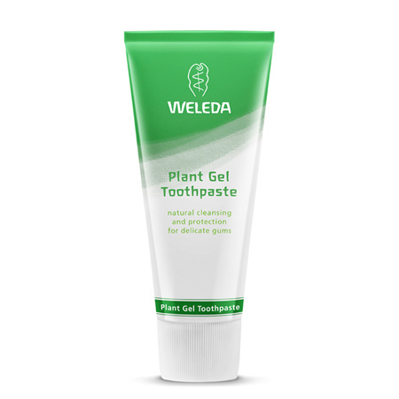 Weleda Toothpaste Plant Gel 75ml