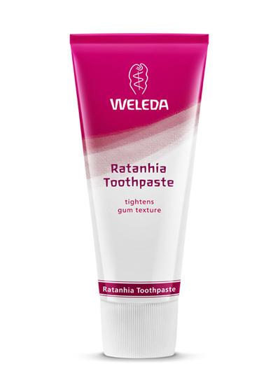 Weleda Toothpaste Ratanhia 75ml