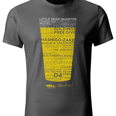 Well Lubricated T-Shirt