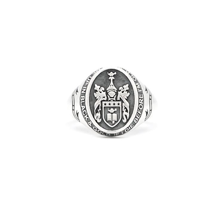 Wellington College Leavers Signet Ring