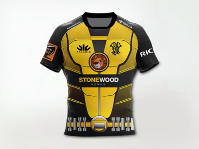Wellington Lions Charity Shirt