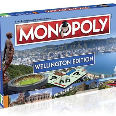 Wellington Monopoly