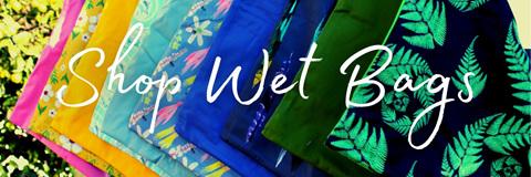 Wet Bags Reusable Aotearoa Collection NZ Minimi Double Pocket