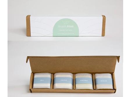 Whale Road Vegan Gift Box