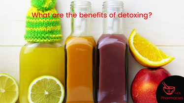 What are the benefits of detoxing?