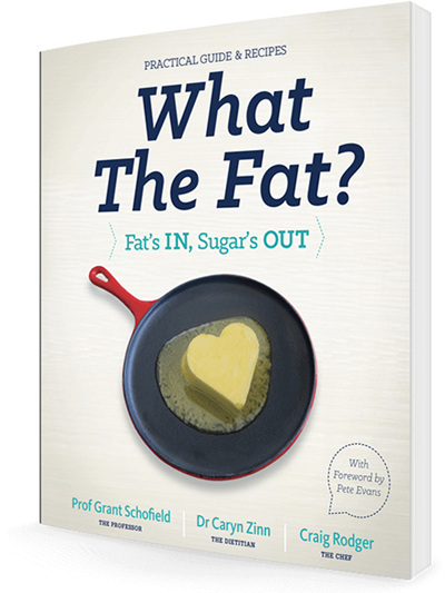 What The Fat? Book(Hard Cover)